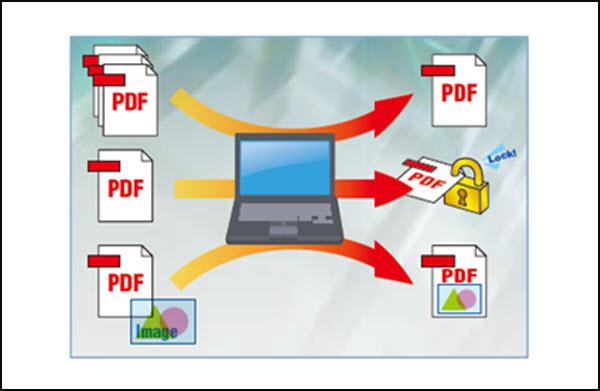 PDF数据防扩散系统